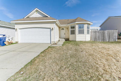 Coeur D'alene Single Family Home For Sale: 931 W Harvest Moon Ave