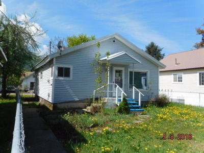 Kellogg Single Family Home For Sale: 217 W Mission Ave