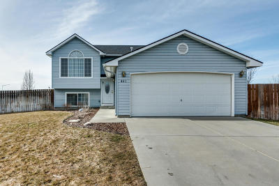 Post Falls Single Family Home For Sale: 461 N Blandwood Ct