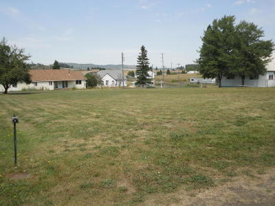 Benewah County Residential Lots & Land For Sale: Lots 8-9 B Street