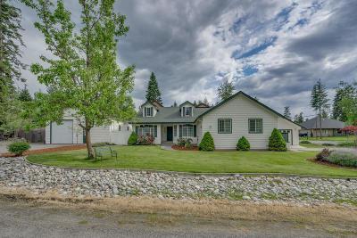 Hayden Single Family Home For Sale: 3200 E Berven Bay Ct