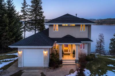 Harrison Single Family Home For Sale: 3839 E Bridgeview Dr