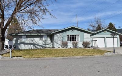 Coeur D'alene Single Family Home For Sale: 1413 E Fruitdale Ave