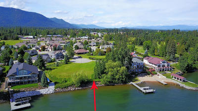 Sandpoint Residential Lots & Land For Sale: NNA Northshore Dr