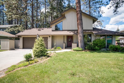 Sandpoint Single Family Home For Sale: 312 Remington Ct