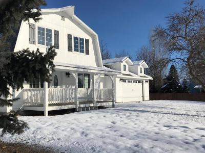Hayden Single Family Home For Sale: 627 W Lacey Ave