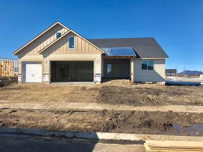Hayden Single Family Home For Sale: 13119 N Telluride Loop