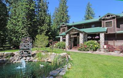 Clark Fork Single Family Home For Sale: 469 & 465 River Lake Dr