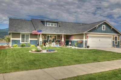 Rathdrum Single Family Home For Sale: 14341 N Pristine Cir