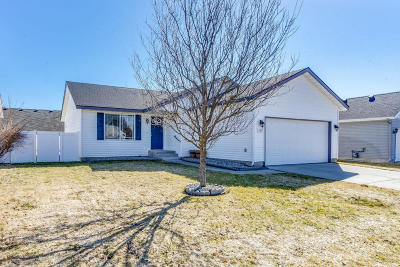 Post Falls Single Family Home For Sale: 1062 N Tubsgate Ct