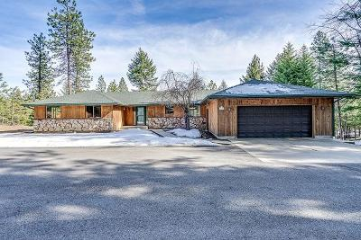 Coeur D'alene Single Family Home For Sale: 8075 W Highland Dr