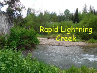 Sandpoint Residential Lots & Land For Sale: Rapid Lightning Rd