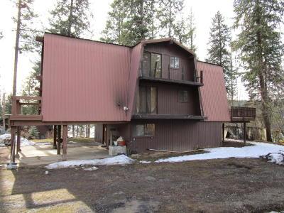 Hayden Single Family Home For Sale: 14657 N Samhill Trl