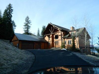 Coeur D'alene Single Family Home For Sale: 3912 E Avery Ln