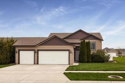 Post Falls Single Family Home For Sale: 3870 N Slazenger Ln