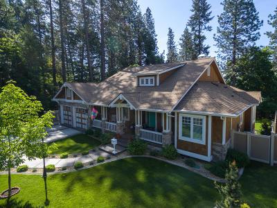 Coeur D'alene Single Family Home For Sale: 1224 E Mountain Ave