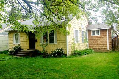 Sandpoint Single Family Home For Sale: 620 N Boyer