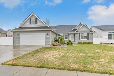 Post Falls Single Family Home For Sale: 1106 N Whidbey Ln