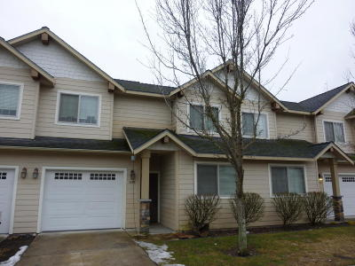 Coeur D'alene Condo/Townhouse For Sale: 1108 W Willow Lake Loop