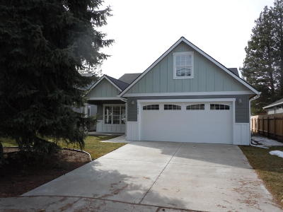 Coeur D'alene Single Family Home For Sale: 1935 N 9th St