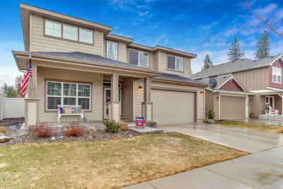 Coeur D'alene Single Family Home For Sale: 6972 N Cornwall St