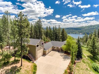 Coeur D'alene Single Family Home For Sale: 4850 W Deer Path Trl