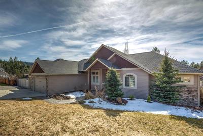 Coeur D'alene Single Family Home For Sale: 2398 E Mountain Vista Dr