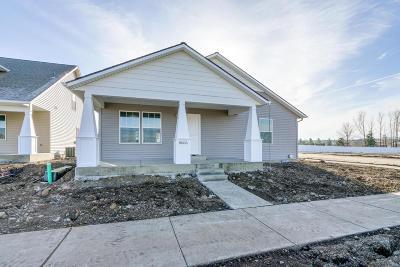 Post Falls Single Family Home For Sale: 8696 N Spokane St