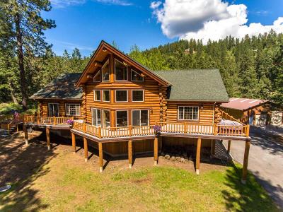 Harrison Single Family Home For Sale: 14923 E Sunset Shores Circle
