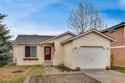 Coeur D'alene Single Family Home For Sale: 3192 N 10th Pl
