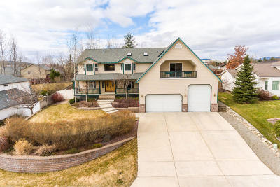 Post Falls Single Family Home For Sale: 720 S Majestic View Dr