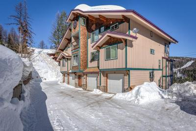 Sandpoint Condo/Townhouse For Sale: 205 Parallel Run #Unit A
