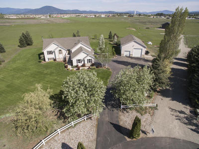 Post Falls Single Family Home For Sale: 3718 Carolwood Ct