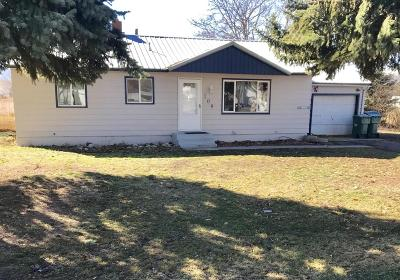 Post Falls Single Family Home For Sale: 109 W 10th Ave