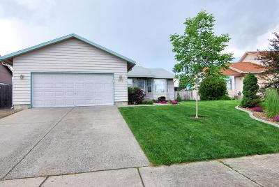 Coeur D'alene Single Family Home For Sale: 4033 N Player Dr