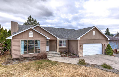 Post Falls Single Family Home For Sale: 207 S Parkwood Pl