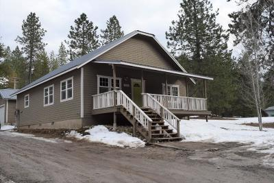 Sandpoint ID Single Family Home For Sale: $189,900