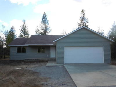 Post Falls Single Family Home For Sale: 3147 W Craig