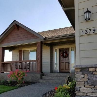 Post Falls Single Family Home For Sale: 1379 E Warm Springs Ave