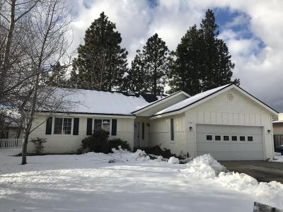 Post Falls Single Family Home For Sale: 1701 N Pine St