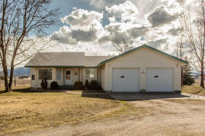 Post Falls Single Family Home For Sale: 14250 W Prairie Ave