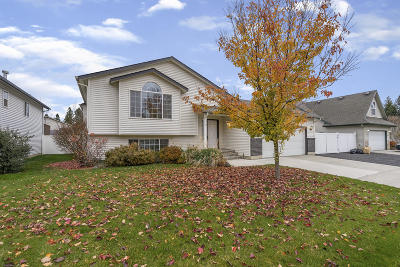 Coeur D'alene, Dalton Gardens Single Family Home For Sale: 1203 W Edgewood Cir