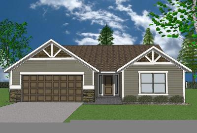 Hauser Lake, Post Falls Single Family Home For Sale: 3244 N Woodford St