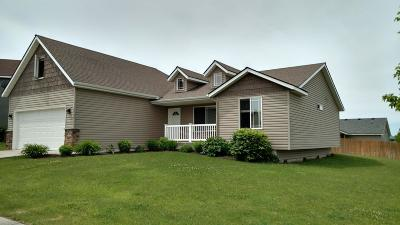 Post Falls Single Family Home For Sale: 3759 N Cleveland Ct