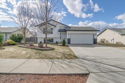 Post Falls Single Family Home For Sale: 355 E Tiger Ave