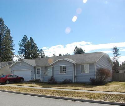 Coeur D'alene Single Family Home For Sale: 558 E Mallard Ave
