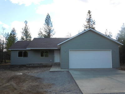 Post Falls Single Family Home For Sale: 1525 E Yellowstone