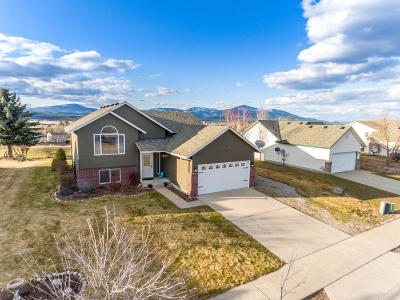 Post Falls Single Family Home For Sale: 595 N Divot Ave