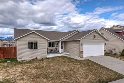 Post Falls Single Family Home For Sale: 469 Fisher Ave