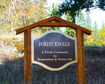 Sandpoint Residential Lots & Land For Sale: Nna Forest Knolls Lot 12